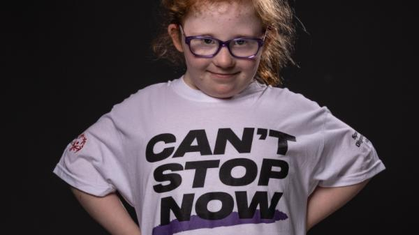 Can't Stop Now T-Shirt