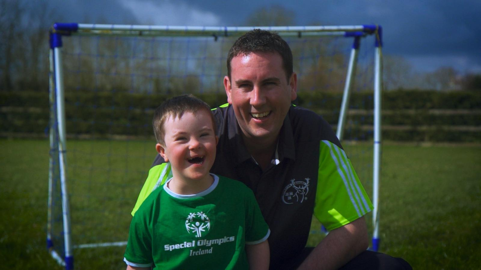 Find out ways you can support future champions of Special Olympics Ireland